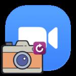 Как перевернуть камеру в Zoom