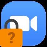Как узнать пароль конференции Zoom