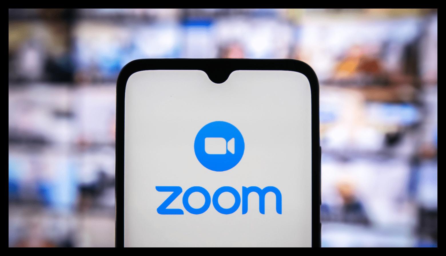 Картинка Телефон с Zoom